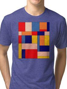 Abstract #340 Tri-blend T-Shirt