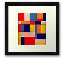 Abstract #340 Framed Print
