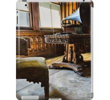 Penrhyn castle- Room 31 iPad Case/Skin