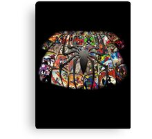 With Great Power... Canvas Print
