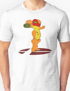 Samus - Super Smash Bros Melee T-Shirt