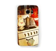 Once Upon a Time There Was a Kitchen....  Samsung Galaxy Case/Skin