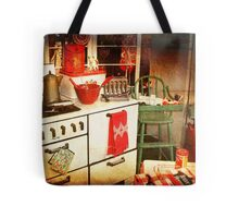 Once Upon a Time There Was a Kitchen....  Tote Bag