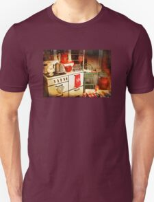 Once Upon a Time There Was a Kitchen....  Unisex T-Shirt