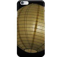 Chinese Lantern iPhone Case/Skin