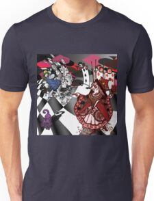 Alice in Wonderland - Off with Her Head Unisex T-Shirt