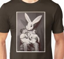 Creepy Easter Bunny Unisex T-Shirt