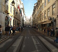 Streetview by Janone