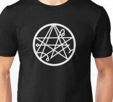 Necronomicon (white) Unisex T-Shirt
