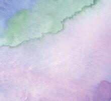 Blue and Purple Hamsa Sticker