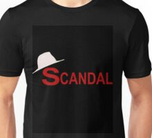 Scandal - My white hat's bigger than your white hat Unisex T-Shirt
