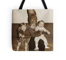 Creepy Easter Bunny 2 Tote Bag