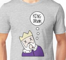 KING DRUNK China,il Unisex T-Shirt