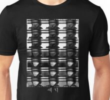 Yezi - B&W Unisex T-Shirt