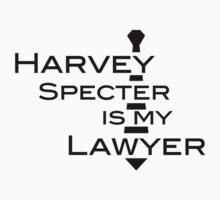 Harvey Specter is my Lawyer Kids Tee