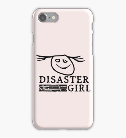 Disaster Girl VRS2 iPhone Case/Skin