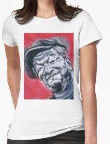 Redd Foxx Womens Fitted T-Shirt