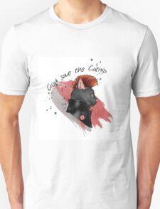 """""""God save the catnip"""" T-Shirt"""