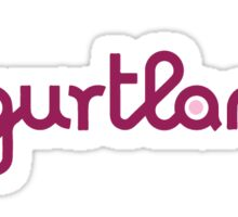 Yogurtland Sticker