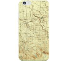 New York NY Chateaugay 140481 1915 62500 iPhone Case/Skin