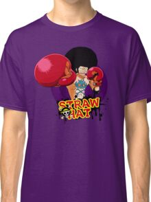 Afro Luffy Classic T-Shirt