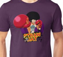 Afro Luffy Unisex T-Shirt