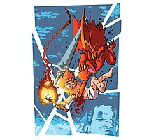 Ghouls 'n Ghosts Photographic Print