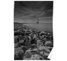 Black point Lighthouse Poster