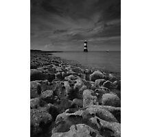 Black point Lighthouse Photographic Print
