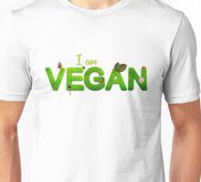 I am Vegan Unisex T-Shirt