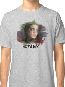Octavia - The 100 - Brush Classic T-Shirt