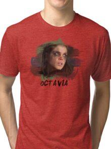Octavia - The 100 - Brush Tri-blend T-Shirt