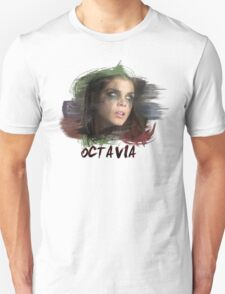 Octavia - The 100 - Brush T-Shirt