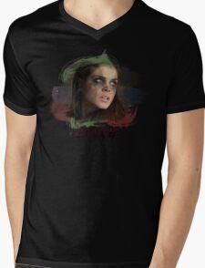 Octavia - The 100 - Brush Mens V-Neck T-Shirt