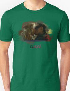 Clexa - The 100 - Brush Kiss Unisex T-Shirt