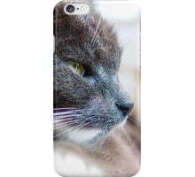 Kitty Right iPhone Case/Skin