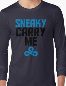 Sneaky Carry me C9 Long Sleeve T-Shirt
