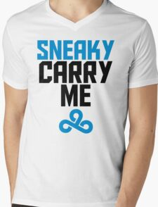 Sneaky Carry me C9 Mens V-Neck T-Shirt