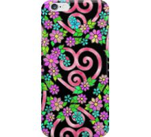 Groovy Hearts iPhone Case/Skin