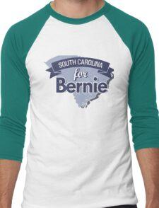 South Carolina for Bernie Sanders Men's Baseball ¾ T-Shirt