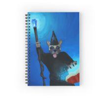Puppy Spellcaster Spiral Notebook