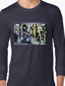 Nijinsky Technology Long Sleeve T-Shirt