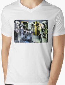 Nijinsky Technology Mens V-Neck T-Shirt