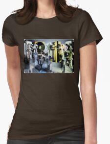 Nijinsky Technology Womens Fitted T-Shirt
