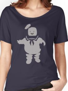 Mr. Stay Puft Marshmallow Man Women's Relaxed Fit T-Shirt