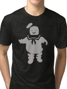 Mr. Stay Puft Marshmallow Man Tri-blend T-Shirt