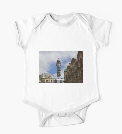 BT Tower in London One Piece - Short Sleeve