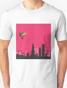 Coldplay Chicago Duvet T-Shirt