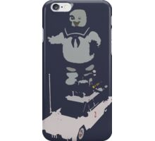 Run Run ECTO-1 iPhone Case/Skin