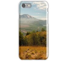 Mt St Helens iPhone Case/Skin